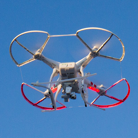 Using Drones for Aerial Photography